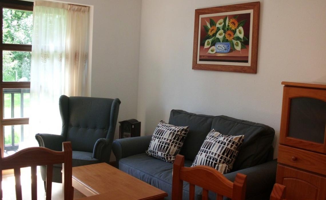 19113D. Apartamento 2 hab. en Linsoles